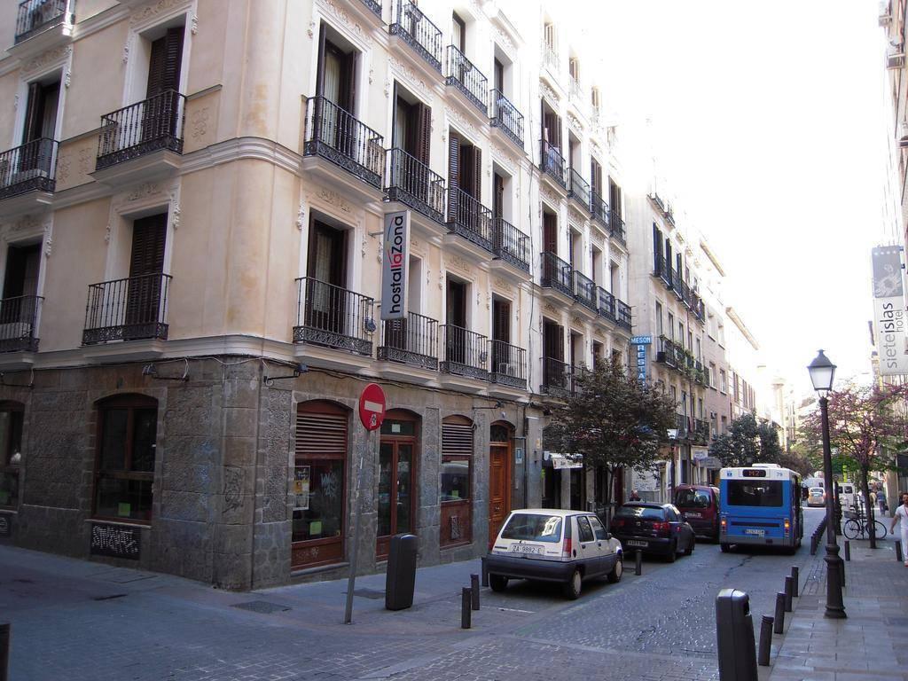 Hostal La Zona, Madrid - Review by EuroCheapo